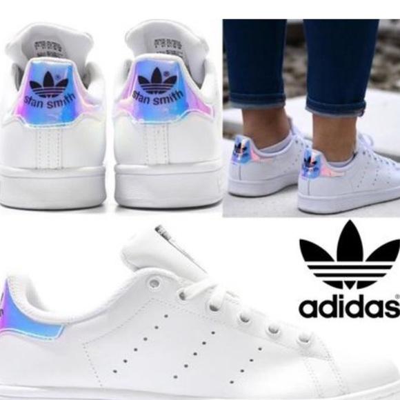 adidas originals stan smith iridescent
